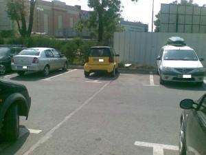 metoda de parcare